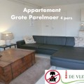 Appartement Grote Parelmoer